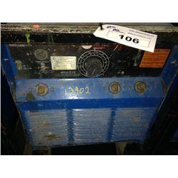 MILLER SRH-333 CONSTANT CURRENT DC ARC WELDING POWER SOURCE