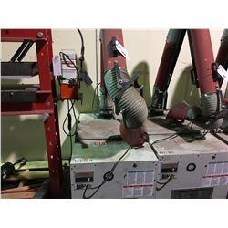 DAYTON MOBILE 120V FUME EXTRACTING MACHINE