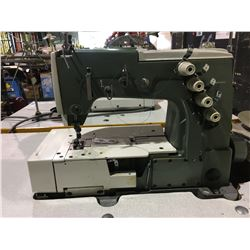 KANSAI -SPECIAL DPW-1302-W  INDUSTRIAL SEWING MACHINE WITH WORKTABLE