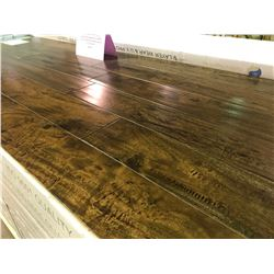 GOLDLEAF HAND SCRAPED WALNUT ACACIA SOLID HARDWOOD FLOORING