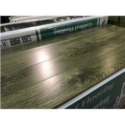 GOLDLEAF 12MM 7235C GREY OAK GLUELESS LAMINATE FLOORING