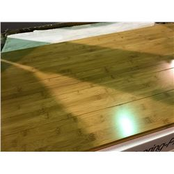"BAMBOO FLOORING CARBONIZE HORIZONTAL BUILDER 5/8""X3-3/4"" X 37-3/4"" HARDWOOD FLOORING"