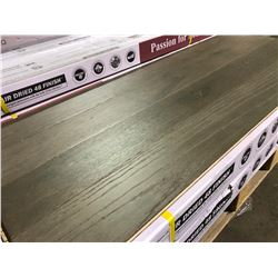 "LAMETT BRUSHED OAK GRANVILLE GREY 5""  HARDWOOD FLOORING"
