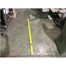"YELLOW 79"" INDUSTRIAL LEVEL"