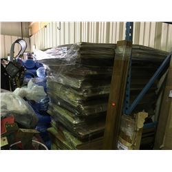PALLET OF PACKING BOXES