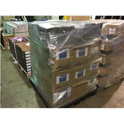 PALLET OF SEALER FINISH & JANITORIAL CHEMICALS