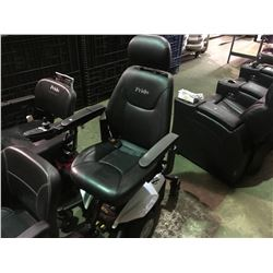 PRIDE MOBILITY JAZZY AIR POWER CHAIR WITH CHARGER