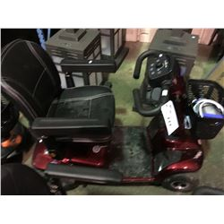 INVACARE LEO RIDE ON MOBILITY SCOOTER WITH CHARGER