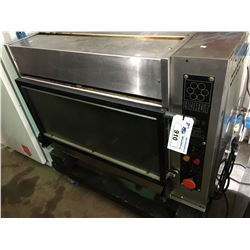 HARDT MARK G STAINLESS STEEL COMMERCIAL ROTISSERIE