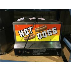 GOLD METAL PRODUCTS STAINLESS STEEL HOTDOG WARMING CABINET