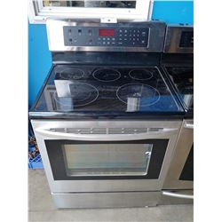 SAMSUNG STAINLESS STEEL ELECTRIC RANGE STOVE/OVEN