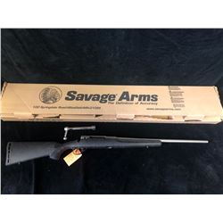 SAVAGE AXIS WEB/SS 30-06 RIFLE, SERIAL# J019003 - PAL REQUIRED