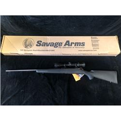 SAVAGE 11 I-NATL 300WSM XP RIFLE, SERIAL# H872319 - PAL REQUIRED