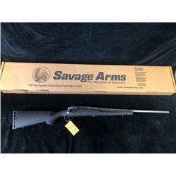 SAVAGE AXIS WEB/SS 22-250 RIFLE, SERIAL# J041749 - PAL REQUIRED