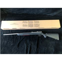"""SAVAGE 93R17 FSS 17 HMR 21"""" STAINLESS SYNTHETIC RIFLE, SERIAL# 2704100  - PAL REQUIRED"""
