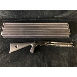 "CHURCHILL PG 12G 12.5"" PISTOL GRIP SHOTGUN, SERIAL# 18252505 - PAL REQUIRED"