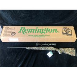 REMINGTON 783 30-06 22  MOBU CAMO RIFLE WITH SCOPE, SERIAL# RA53072B - PAL REQUIRED