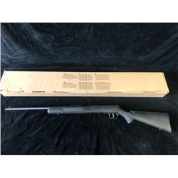 SAVAGE 93F 22 WMR SYNTHETIC BLUED RIFLE, SERIAL# 1876669  - PAL REQUIRED