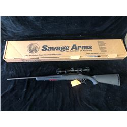 SAVAGE AXIS XP 25-06 RIFLE, SERIAL# J265595  - PAL REQUIRED
