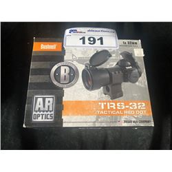 BUSHNELL TRS-32 5 MOA RED DOT BOX