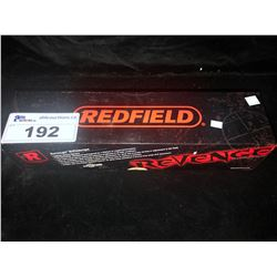 REDFIELD REVENGE 3-9X42MM ABS HUNTER MATTE ACCU-RANGER RIFLE SCOPE
