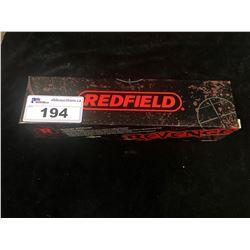 REDFIELD REVENGE 3-9X42MM SILVER 4-PLEX RIFLE SCOPE