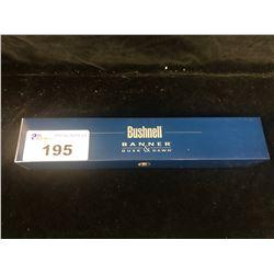 BUSHNELL BANNER DUSK & DAWN MULTI-X RETICLE 3-9X40 MATTE RIFLE SCOPE