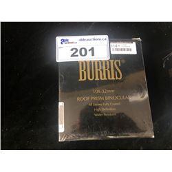 BURRIS LANDMARK 10X32MM ROOF PRISM BINOCULARS