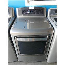 LG TRUE STEAM HE DRYER