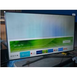 "75"" SAMSUNG TV, MODEL# UN75MU6300F"