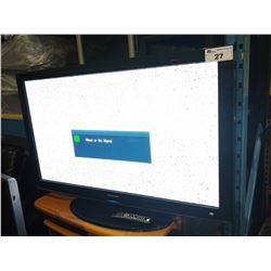 "50"" SAMSUNG PLASMA TV, MODEL# PN50A450P1D - WITH REMOTE"