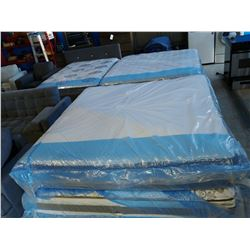 KING SIZE SERTA BEAUTYREST HYBRID MATTRESS