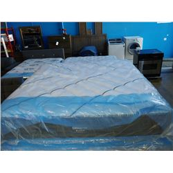 KING SIZE SERTA BEAUTYREST BLACK MATTRESS