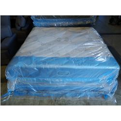 KING SIZE SERTA BEAUTYREST SILVER MATTRESS