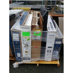 PALLET OF TVS - FOR PARTS OR REPAIR