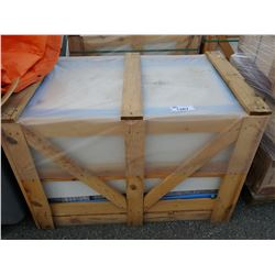 "CRATE OF 2' X 2' X 1/2"" MARBLE FLOOR TILE"