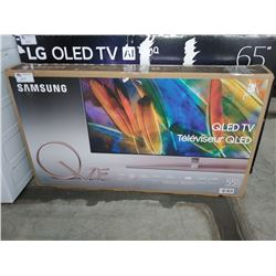 "55"" SAMSUNG 4K SMART TV MODEL # QN55Q7FAMF"