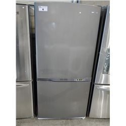 "33"" WIDE SAMSUNG FRIDGE / FREEZER"