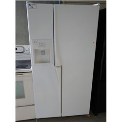 3' WHITE MAYTAG FRIDGE/FREEZER WITH WATER AND ICE