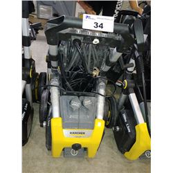 KARCHER PRESSURE WASHER, 1900 PSI 1.3 GPM