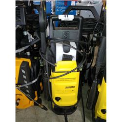 KARCHER PRESSURE WASHER, 2000 PSI 1.4 GPM