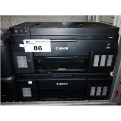 PAIR OF CANON PIXMA WIRELESS ALL-IN-ONE PRINTERS (G4200 & G3200)