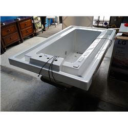 NEPTUNE SOAKER TUB WITH PAIR OF PUMPS