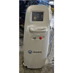 MONALIZA ALOMA NEGATIVE PRESSURE RADIO FREQUENCY SYSTEM, MODEL BRV-101