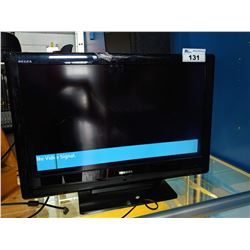 "32"" TOSHIBA REGZA TV, MODEL 32CV510U - LINE IN SCREEN"