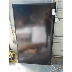 "(NOT WORKING) 60"" SHARP AQUOS LCD TV - MODEL# LC-60LE600U"