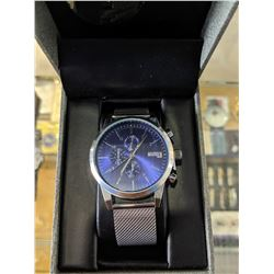STEVE MADDEN STAINLESS STEEL WATCH
