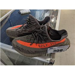 PAIR OF ADIDAS YEEZY SPLY-350 BOOST SHOES, SIZE 10
