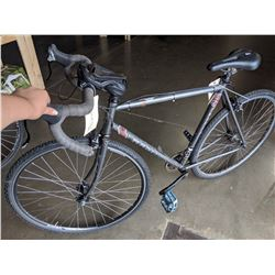 GREY MASI 6 SPEED ROAD BIKE