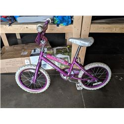 PINK SHIFT'N GEARS DREAM DAZZLE CHILD'S BIKE